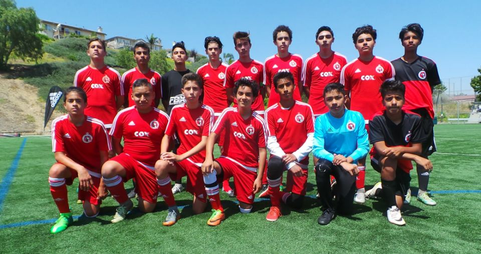 PHOTOS: XOLOS INTERNATIONAL CUP