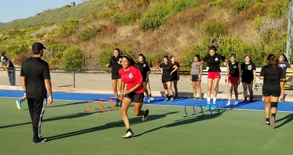 XOLOS ACADEMY TEAMS OFF TO FAST START IN SDDA