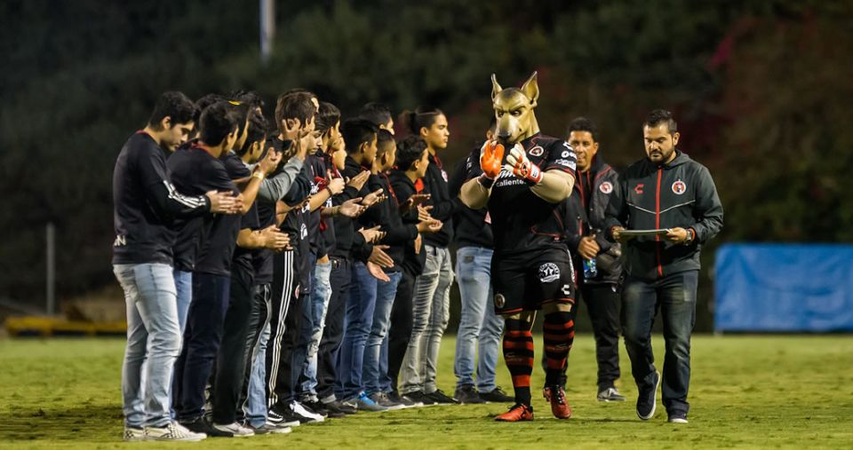 XOLOS ACADEMY TEAMS HONORED