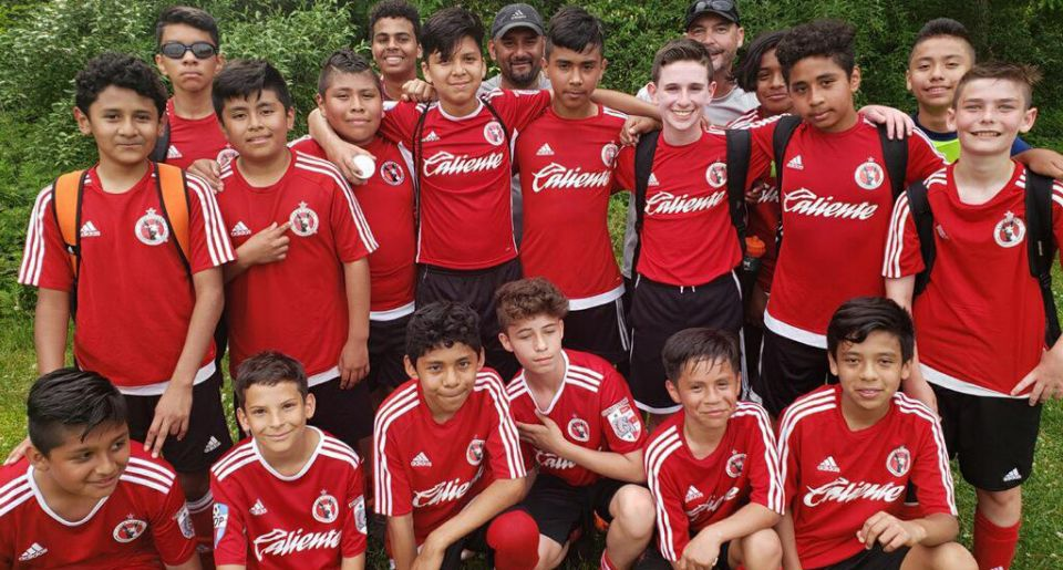 New Jersey Xolos Academy in national competition
